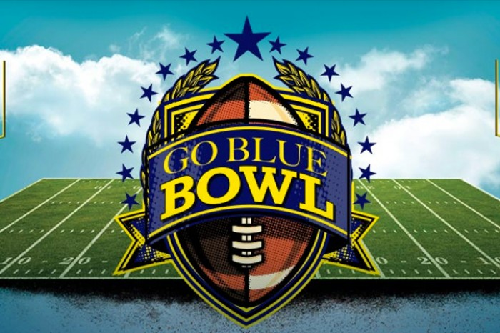 Go Blue Bowl